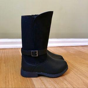 NWT Oshkosh Black Boots